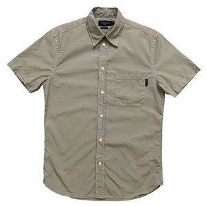 Paul Smith Jeans Tailored Fit Shirt Army Green S
